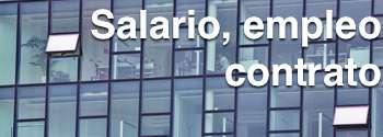 Salario, empleo, contratos