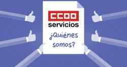 Quiénes somos en Servicios CCOO