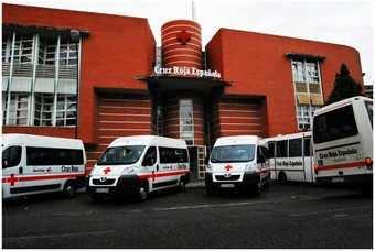 Convenio Cruz Roja Burgos