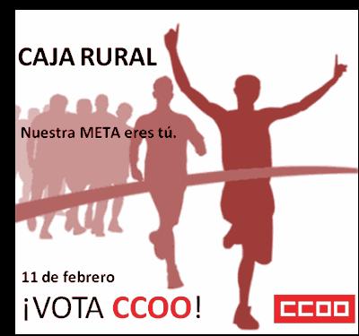 elecciones en Cajas rurales