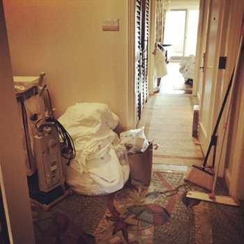 Semana acción empleados limpieza hoteles