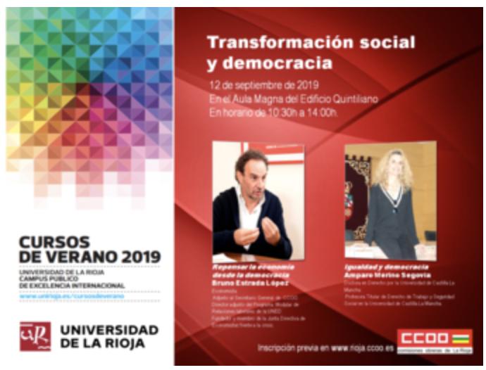 curso transformación social