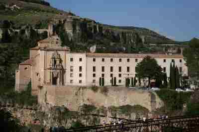 Parador nacional de turismo Cuenca