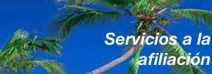Servicios a la afiliación
