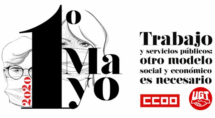 Manifiesto 1 de Mayo 2020