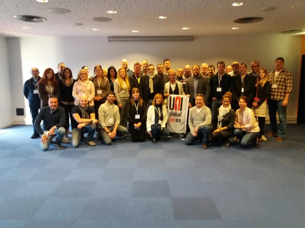 Conferencia UNI Juego Europa