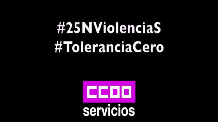 25 N Violencia contra las mujeres