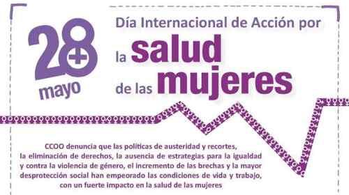 28 mayo Dia Internacional de Acción por la Salud de las Mujeres