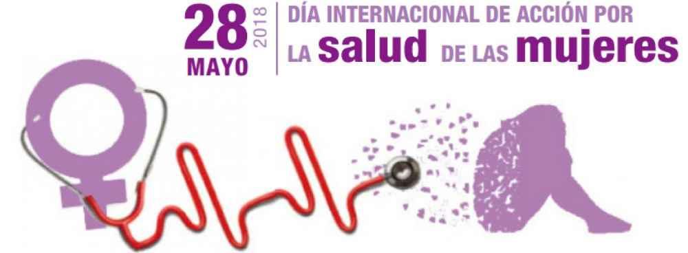 Manifiesto 28 de mayo: Día Acción Internacional de acción por la salud de las mujeres