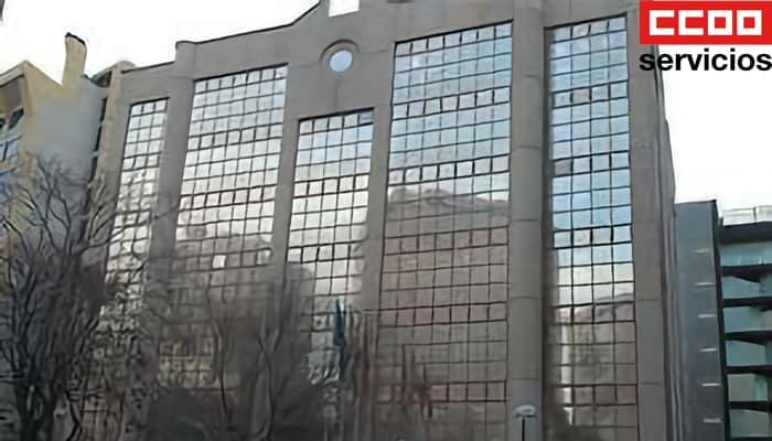 Sede Federal Federación de Servicios de CCOO