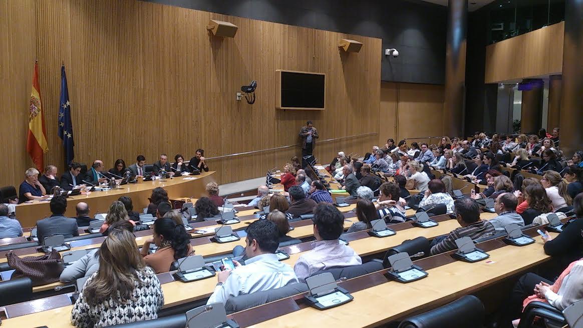 Resultado de imagen de Federación de Servicios de UGT, César Galiano, y el del Sector Hostelería y Turismo de CCOO, Antonio Ruda