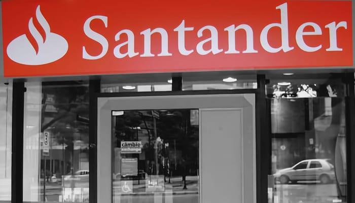 Oficina banco de santander