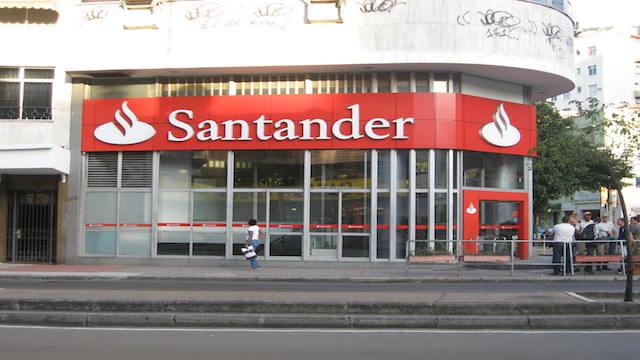 banco santander reestructuracion