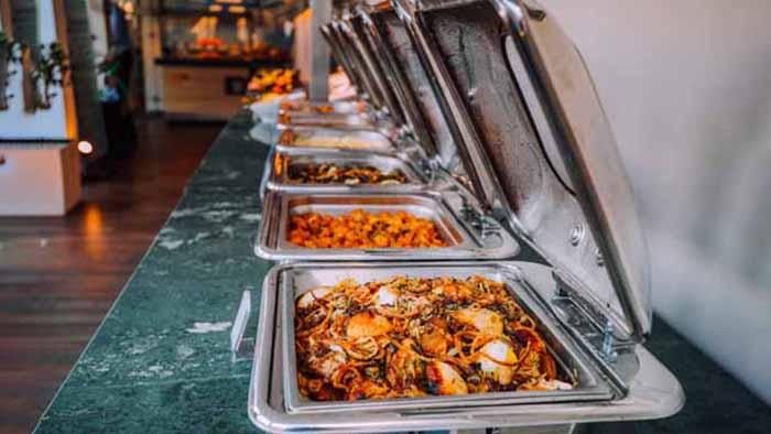 buffet, restauración colectiva
