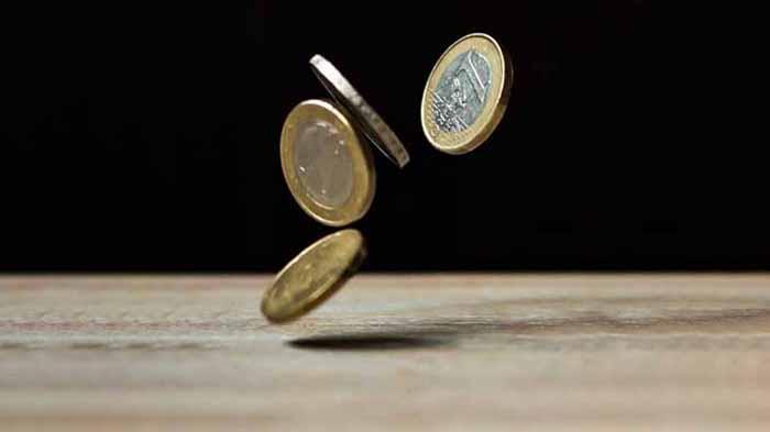 monedas, salario