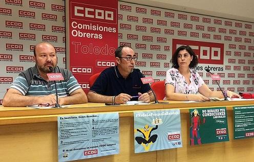CCOO - CLM