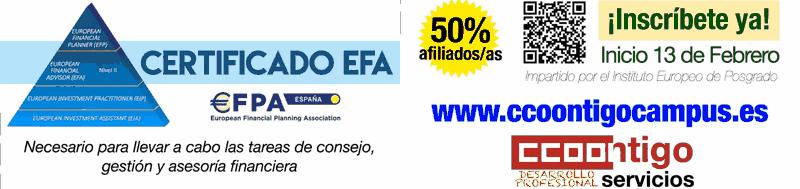 EFA Digital Curso de Formación Financiera