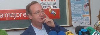 Gonzalo Fuentes es secretario general de Fecoht Andalucía