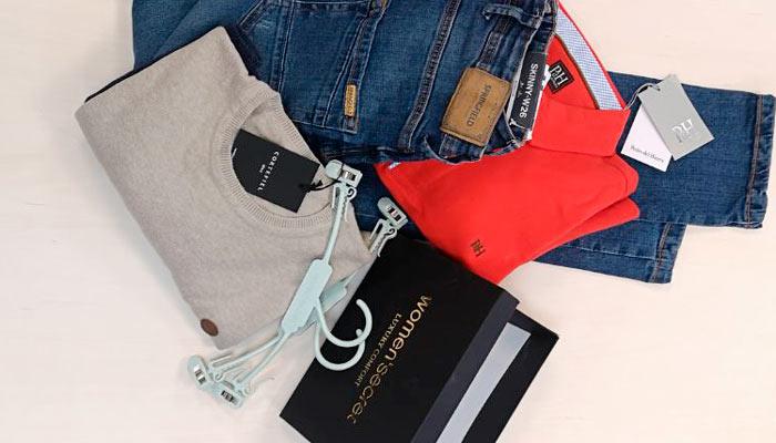 ropa textil Grupo Tendam