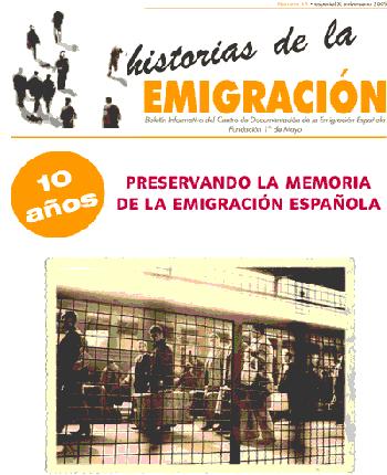 Boletin emigracion