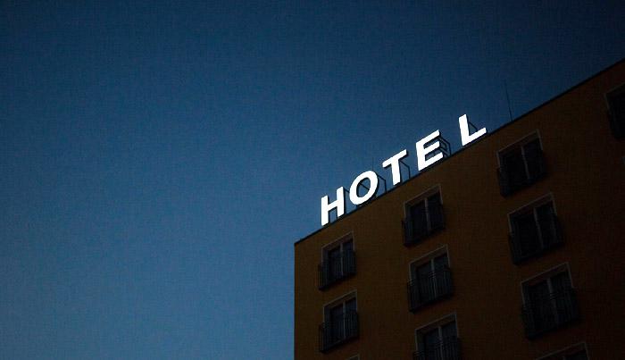 hotel, turismo