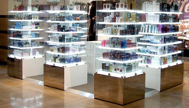 Perfumeria ilustra negociación convenio de perfumerias, droguerías