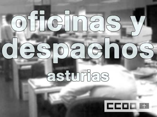 tabla salarial 2019 oficinas y despachos asturias