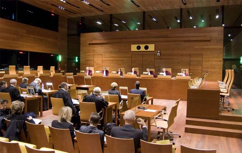 tribunal superior de justicia europeo