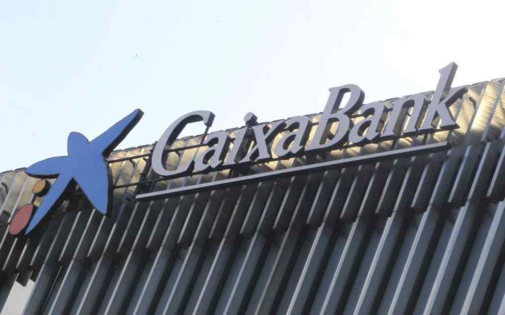 Oficina de Caixabank. ERE y empleo