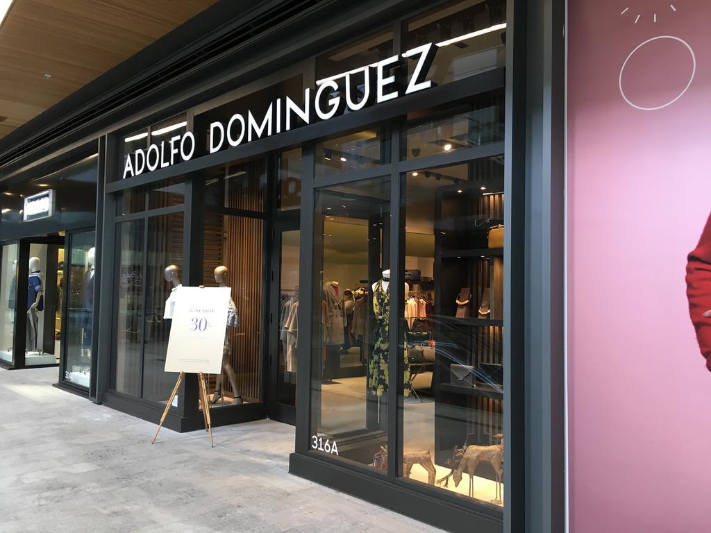 ERE Adolfo Dominguez