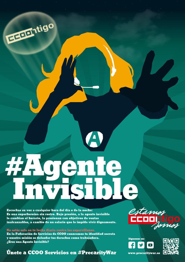 agente invisible