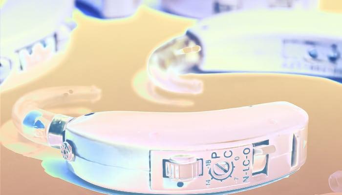Imagen de audífon de GAES amplifon