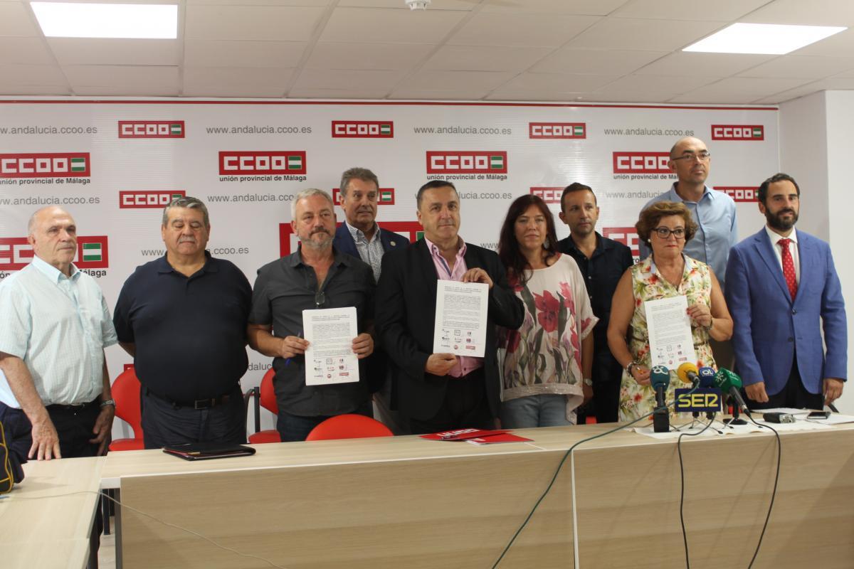 CCOO Malaga