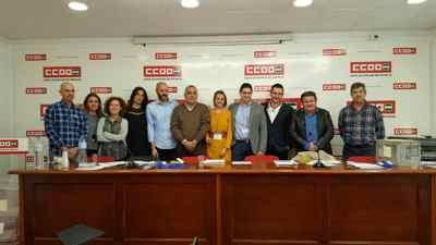 Congresos servicios CCOO Andalucía