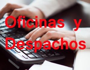 Oficinas y despachos en Huesca