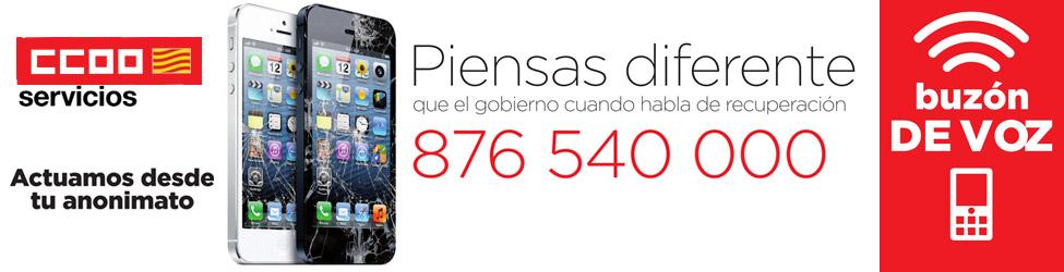 876 540 000 servicio telefónico de denuncia ante los abusos laborales