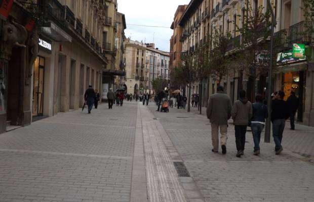 Coso Huesca