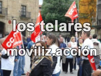 movilización los telares aviles despidos cierre empresa futuro huelga manifestación
