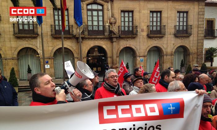 Solución Ya Hotel Reconquista Oviedo