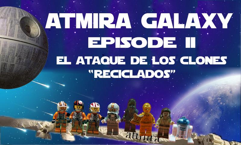 CCOOmic Atmira Galaxy - Episodio II