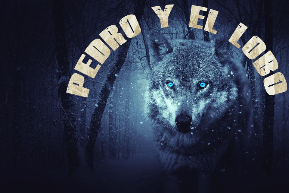 Atmira. Fábula Pedro y el lobo