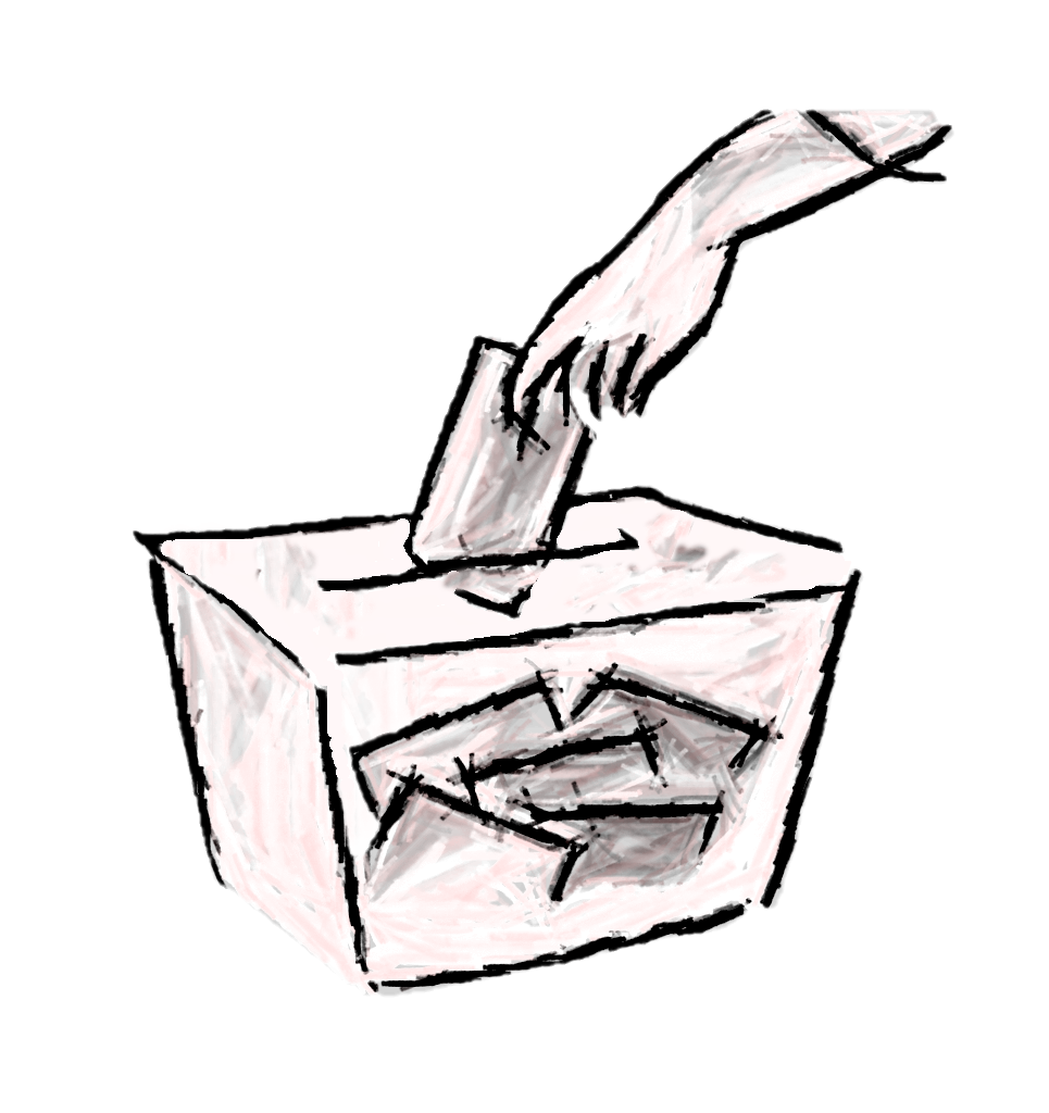 elecciones urna vota