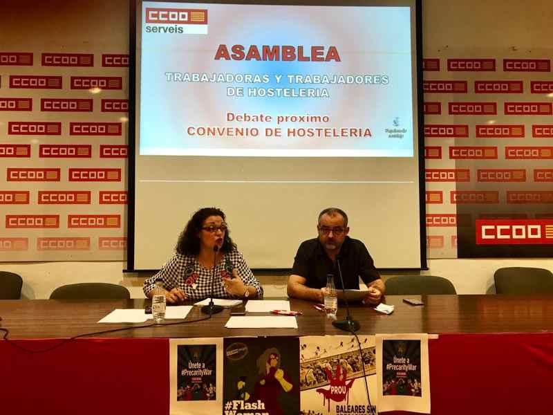 Asamblea Hosteleria Baleares