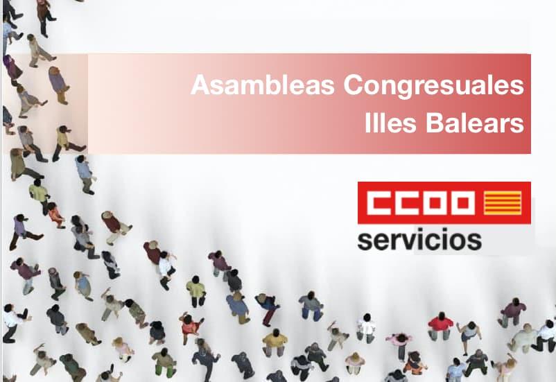 Asambleas Baleares CCOO