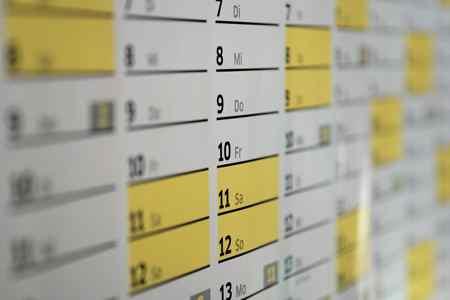 Calendario laboral y apertura festivos en comercio