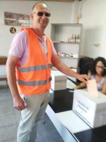 Delegado CCOO en Comercial Bordoy