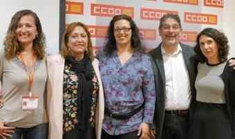 ejecutiva CCOO Servicios Illes Balears