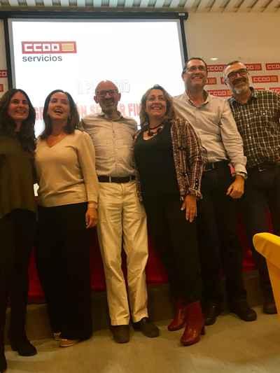 CCOO Sector financiero Illes Balears
