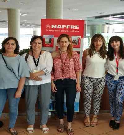 Delegadas de Mapfre en Baleares
