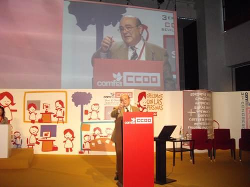 Benjamin Martí. Fallece un sindicalista